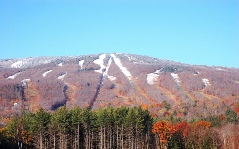 Okemo in Autumn